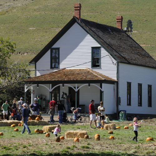 Schweiger Ranch Lone Tree Colorado Fall event