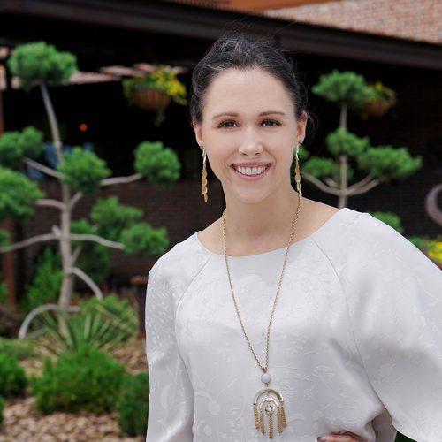 Deanna Price, Operations Manager, Sierra Restaurant