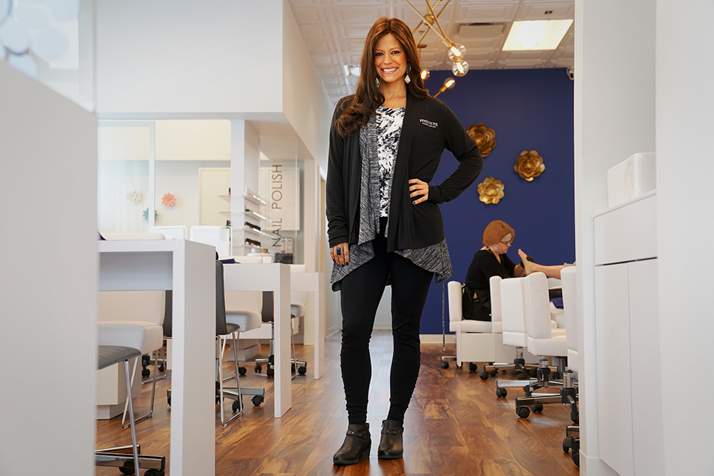 Rebecca Gonzalez Manager Of Frenchies Modern Nail Care